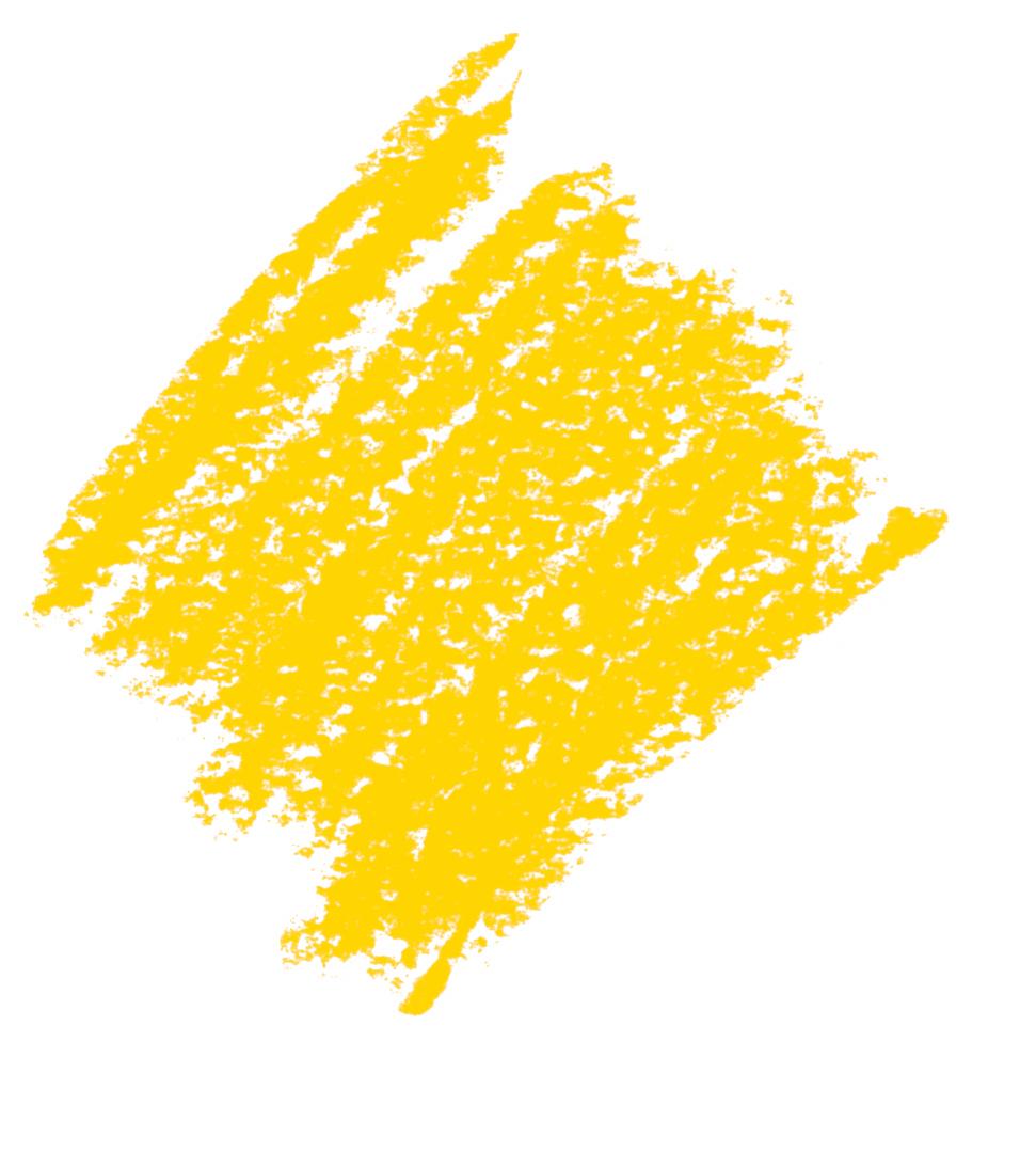 Crayonné jaune transparent